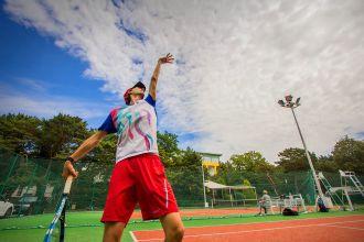 Turniej tenisowy Bryza Cup 2017 w Juracie