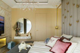 złota sypialnia