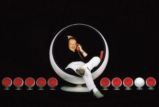 Ball Chair, 1963 r. Eero Aarnio: Ball Chair, czyli meble na okrągło