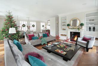 Białe mieszkanie w stylu klasycznym