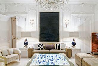 Luksusowe wnętrza po francusku