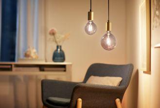 jak efektownie oświetlić mieszkanie jesienią