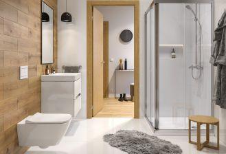 Pomysły na nowoczesną łazienkę - poznaj kolekcję GEO i Nova Pro Premium marki KOŁO