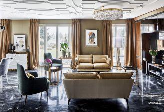 projekty rezydencji w stylu klasycznym