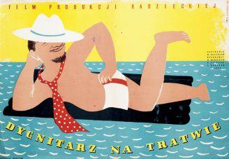 Eryk Lipiński plakaty