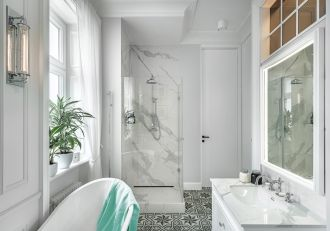 łazienka w kamienicy zdjęcia