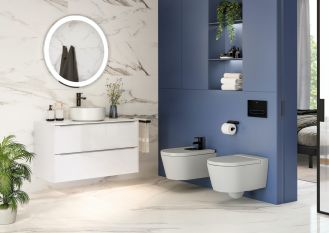 inteligentne rozwiązania w nowoczesnej łazience