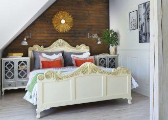 sypialnia na poddaszu kolory ścian