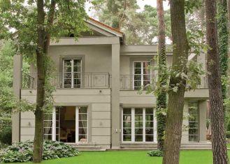 Helleńska willa w polskim ogrodzie
