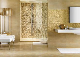 Oferta firmy Impronta Ceramiche, kolekcja Ecclecttica. Płytki - 209 zł/m2, mozaika 620 zł/m2. MAX-FLIZ