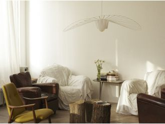 Lampa Vertigo marki Petite Friture (www.luminosfera.pl).