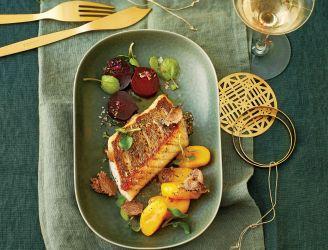 6 przepisów na uroczysty, świąteczny obiad: kaczka, sandacz i mus kasztanowy