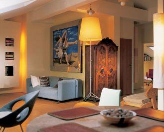 Mieszkanie projektantki Marianny Tomaszko