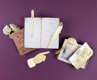 prezenty na święta eleganckie zakładki do książek