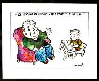 Andrzej Czeczot - nie tylko satyryk-karykaturzysta