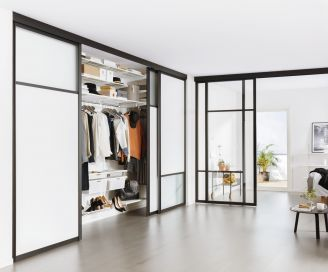 garderoba jak urządzić