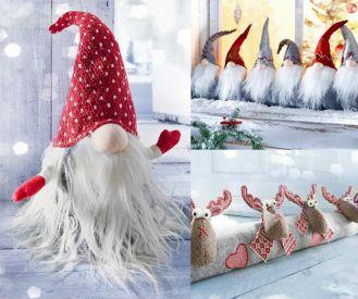 Bardzo praktyczne dekoracje świąteczne