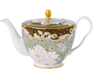 porcelanowy imbryk do herbaty