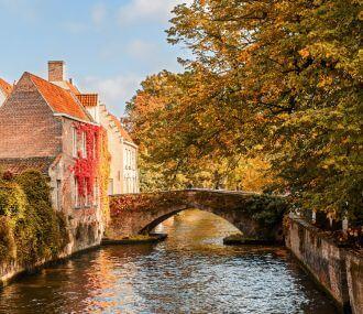 9 parków idealnych na jesienny spacer