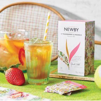 Herbata latem też przynosi orzeźwienie