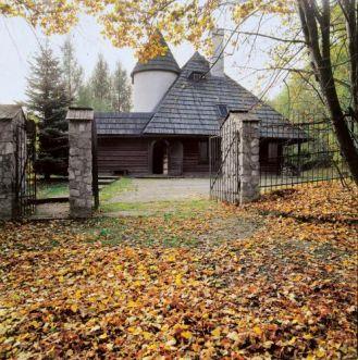 Dom zaprojektowany przez Tadeusza Kantora.