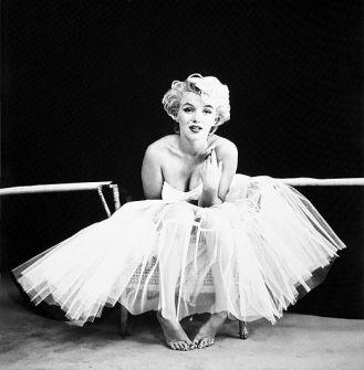 Fotografia Marilyn Monroe, Milton H. Greene, 1954 r., aukcja z kolekcji FOZZ, z dn. 8.11.2012 r., DESA