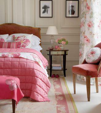 Jak urządzić sypialnię dla romantyczki?