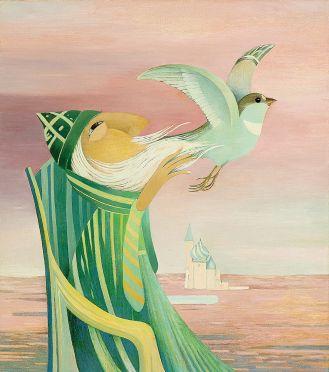 Ilustracje Elżbiety Gaudasińskiej. Ilustracja