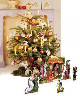 Szopka na Boże Narodzenie. Szopka na Boże Narodzenie