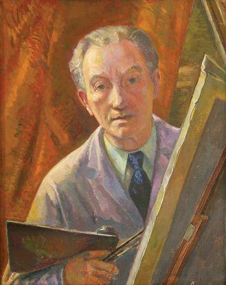 Antoni Michalak - życie i twórczość malarza