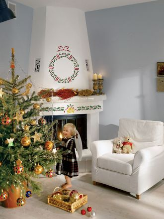 Wianek bożonarodzeniowy to tradycyjna ozdoba świąteczna, której nie może zabraknąć wśród dekoracji domu.