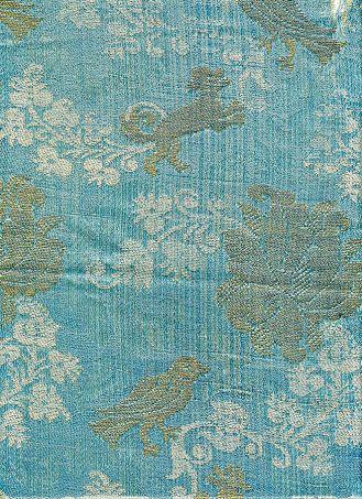 Tkanina odzieżowa, pracownia Jeana Revela, Lyon, ok. 1736 r.