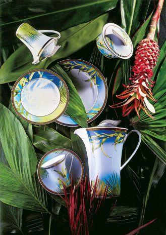 dekoracje Porcelana Versace Jungle