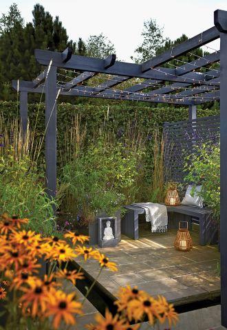 dekoracje ogrodowe