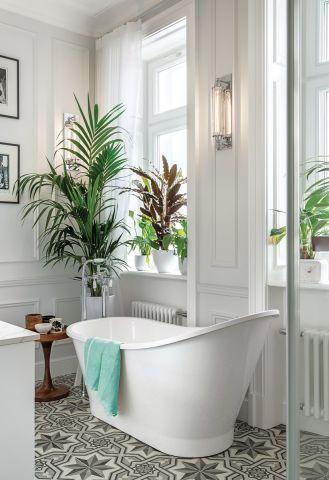 łazienka w kamienicy inspiracje