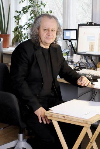 Maciej Buszewicz. Profesor od liter