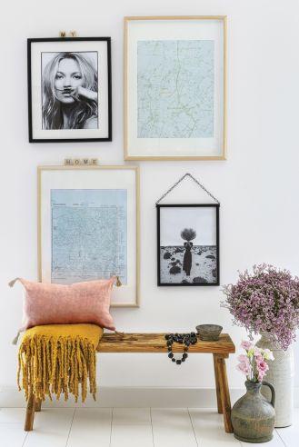 dekoracje i plakaty w stylu skandynawskim