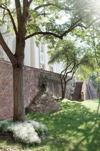 pałac i ogrody Piszkowice