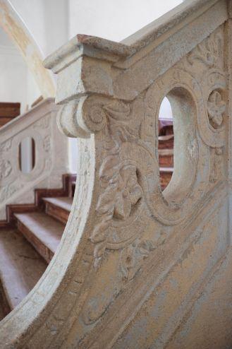 barokowy pałac w Piszkowicach