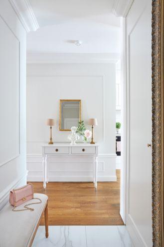 mały korytarz aranżacje