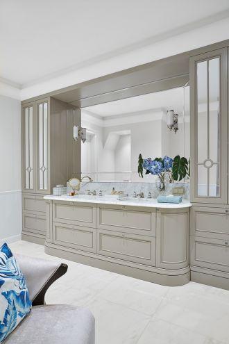 łazienka w klasycznym stylu