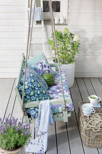 rośliny na balkon