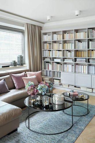 Pomysł na apartament glamour