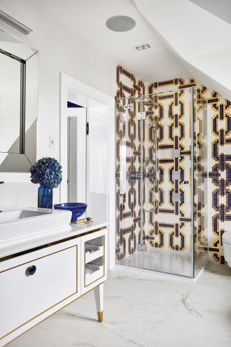 łazienka klasyczna aranżacje