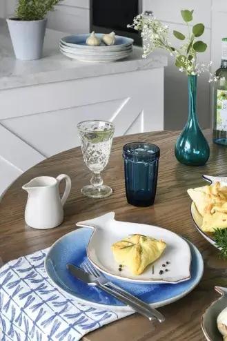 zastawa stołowa w stylu hampton