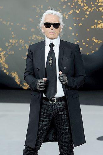 Karl Lagerfeld, 2013r. Jak Chorwaci nauczyli nas wiązać krawaty