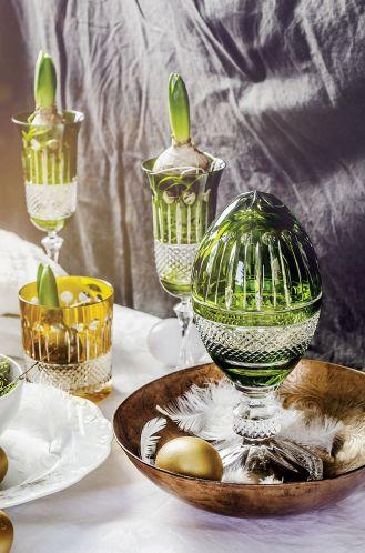 Kolorowe szkło pomoże stworzyć stylowe ozdoby i dekoracje wielkanocne