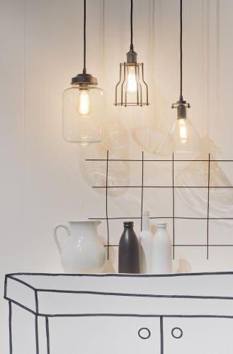 Holenderskie lampy do jadalni