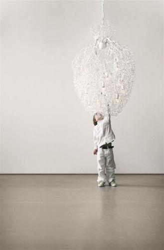 Lampy jak dzieła sztuki