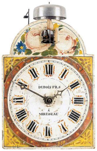 Szwarcwald 1840 r. Zegary ze Szwarcwaldu